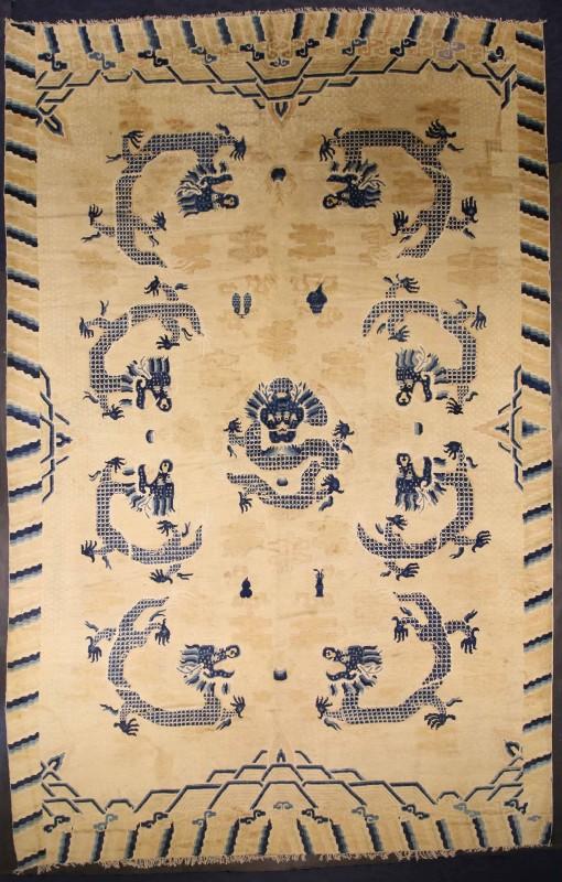 Chinese Ningxia Carpet