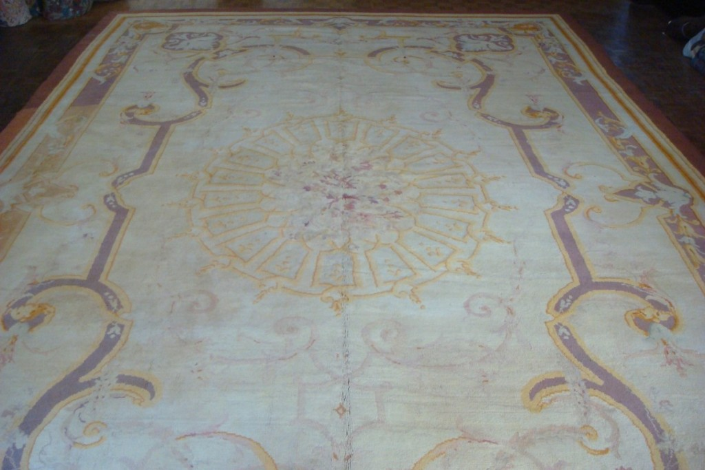Savonnerie Carpet