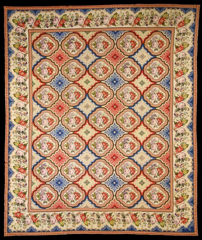 Needlework Carpet