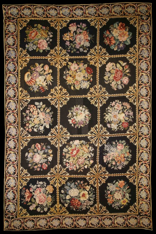 English Needlework Carpet