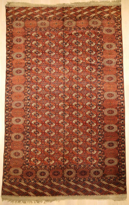 Tekke Turkoman Carpet