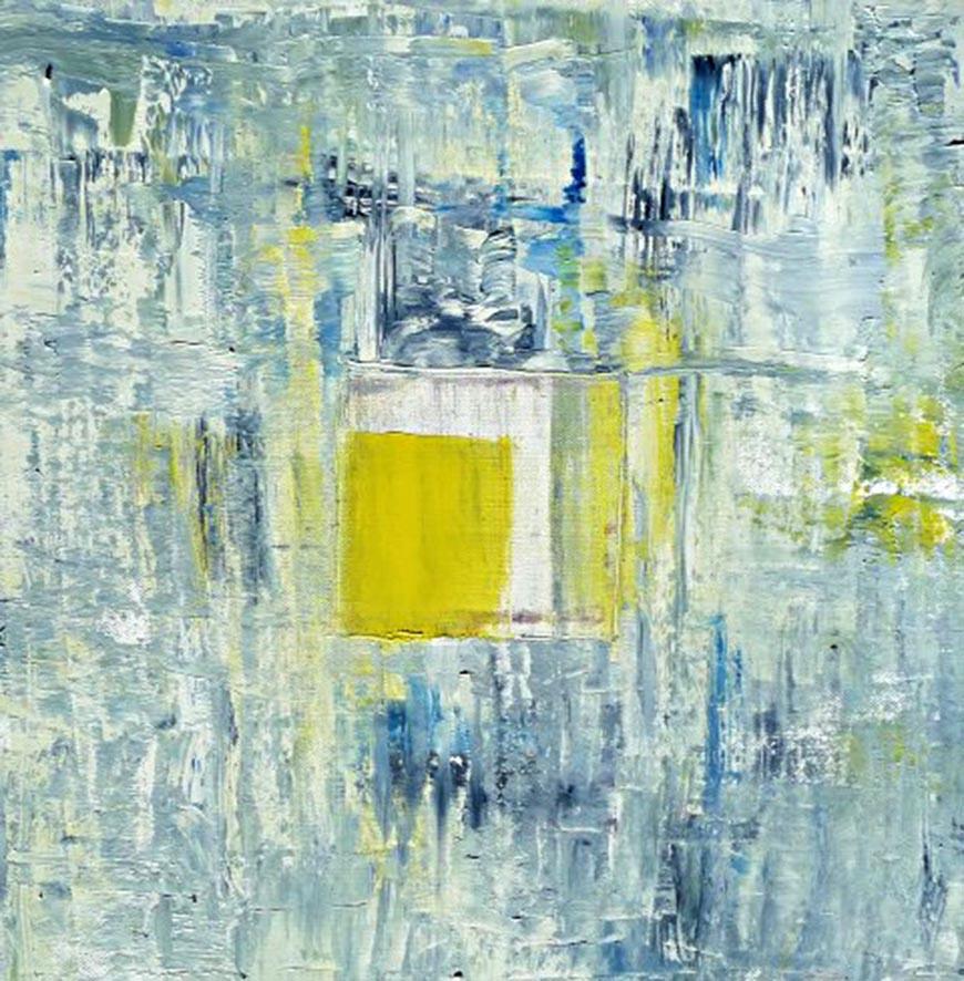 Yellow door II